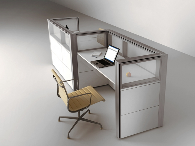 """Office Line """"S"""" Structure"""